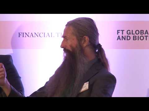 Aubrey de Grey - The Biotechnology Industry Against Aging