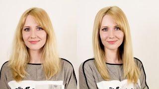 видео Как правильно выпрямлять волосы утюжком. How to Straighten Your Hair with a Hair Straightener