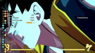 Base Goku Solo Spirit Bomb [1.15]