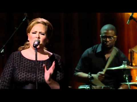 Adele - Don't You Remember (Live) Itunes Festival 2011 HD