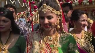 Floral Chajja Entry (6) - Lifestyle Destination Wedding Planner
