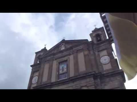 """Monte Porzio Catone (RM) - """"Duomo"""" di San Gregorio Magno - Suonata Solenne"""