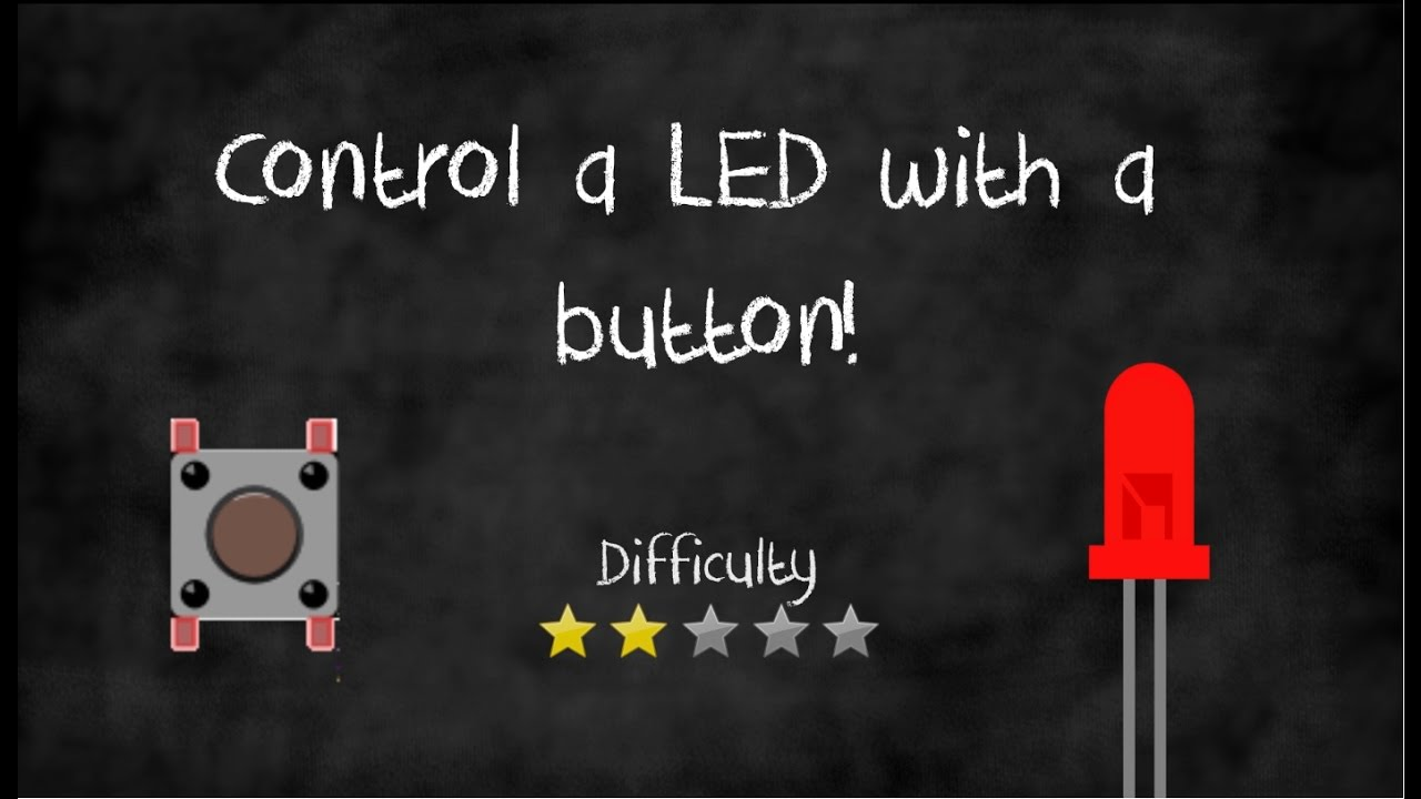 Arduino Tutorials Control A Led With Button Naijafy Switch Debounce Tutorial