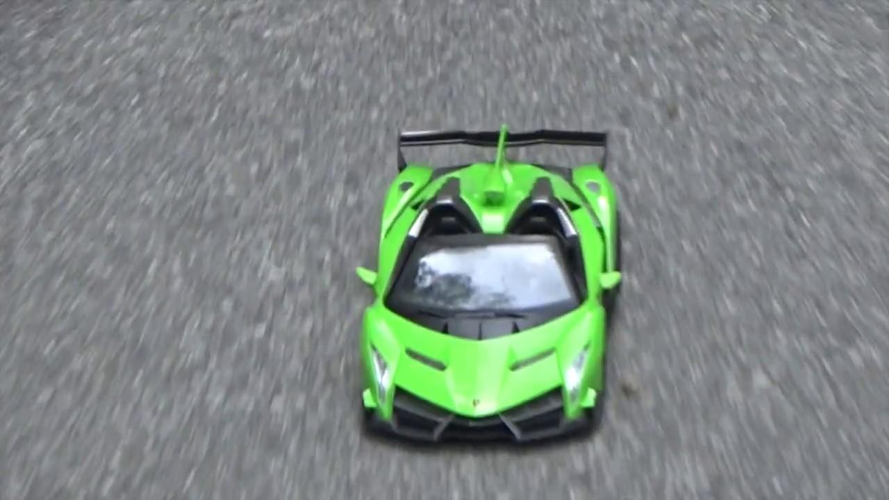 The Fast Lane Rc Lamborghini Veneno Youtube