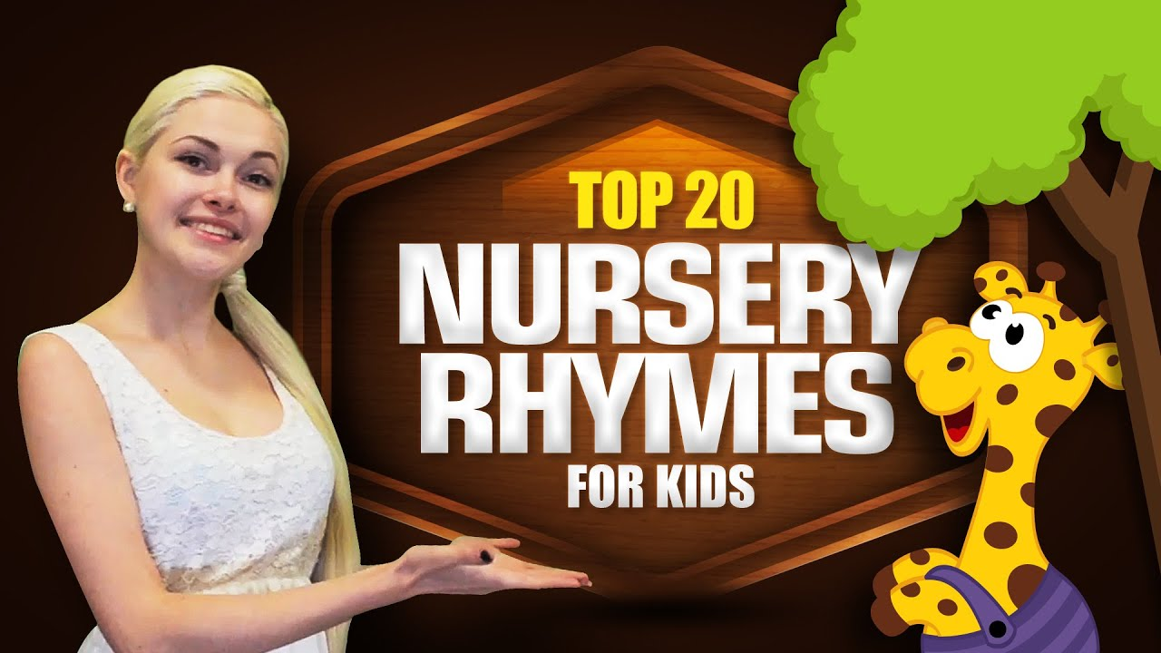 Nursery Rhymes For Kids | Action Songs For Children | 3D ...