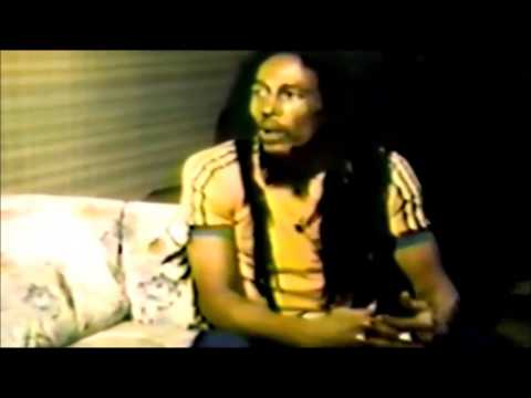 Bob Marley views on blacks, young people, land and his visit to Africa including Zimbabwe