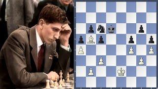 Превосходство слона над конем. Зайцев vs Палькович и Фишер vs Тайманов