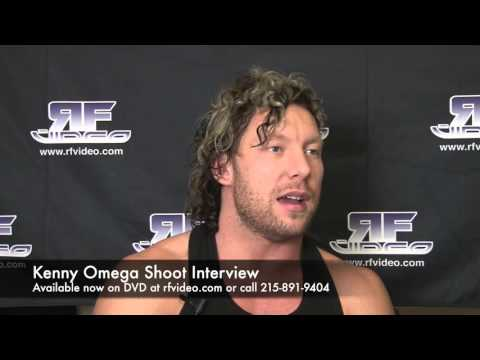 Kenny Omega Shoot Interview Preview