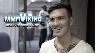 Håkon Foss Pre IRFA 9 Interview