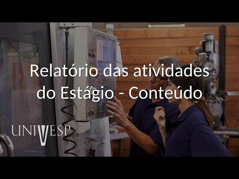 Видео Relatório de estágio supervisionado matemática