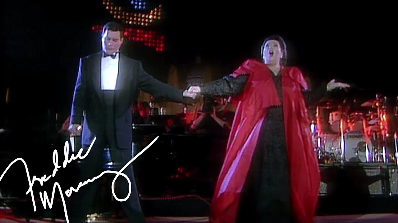 Download Freddie Mercury & Montserrat Caballé - How Can I Go On (Live at La Nit, 1988 Remastered)