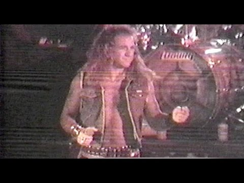 TT Quick - 1988 w/ A. J. Pero (Twisted Sister ) DRUM SOLO ::