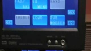 видео PIONEER AVH-P7500DVD Автомагнитола, тест