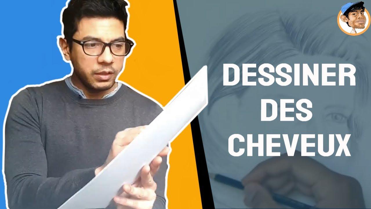 Apprendre dessiner des cheveux youtube - Apprendre a dessiner des chevaux ...