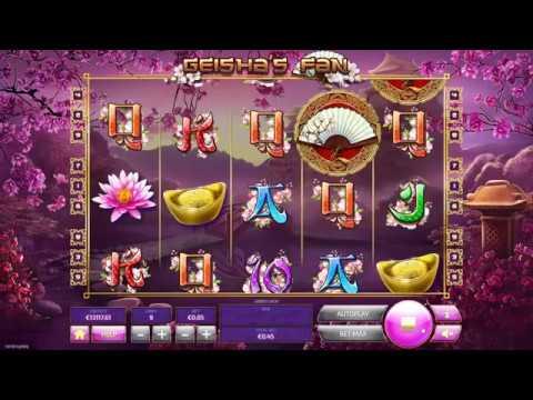 Geisha's Fan Slot Play Free ▷ RTP 96.1% & High Volatility video preview