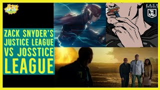 Top 5 Biggest Differences Between Zack Snyder's Justice League and Josstice League