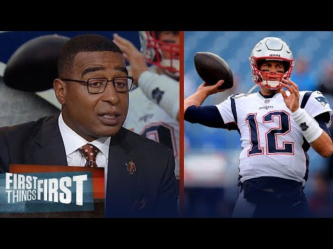 Cris Carter on what the Patriots are doing to help Tom Brady in Year 20 | NFL | FIRST THINGS FIRST
