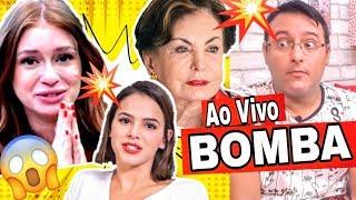 🔥 Desmascarada a PESSOA que Colocou todos CONTRA Marina Ruy Barbosa + Grazi Massafera faz REVELAÇÃO