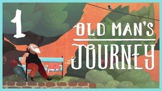 Old Man s Journey - Прохождение игры на русском 1