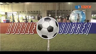 Mother Sure Scold - Bubble Soccer (Ep 2)
