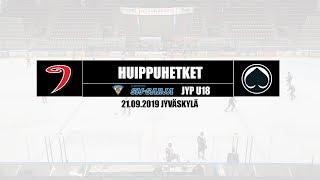 Huippuheket 2019 - 2020: JYP vs. Ässät