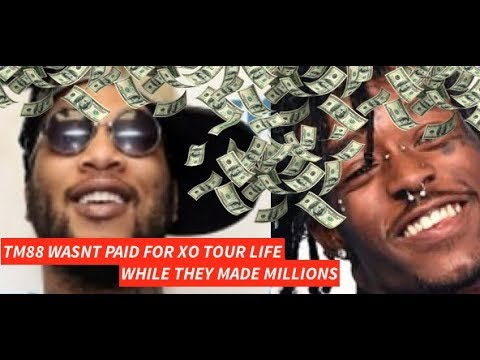 TM88 EXPOSES TRUTH:  He Wasn't Paid For 'XO Tour Life' by Lil Uzi Vert LabelWhile they make MILLIONS