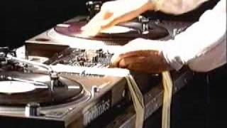 DJ Eliot Ness - DMC 1991 Routine