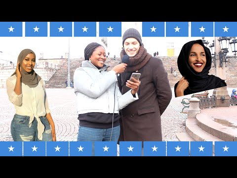 European Guys Reaction To SOMALI GIRLS 🇸🇴🇸🇴🇸🇴 (Africa's Most Beautiful Girls?)