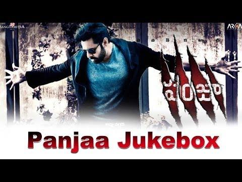 Panjaa Video Juke Box - Pawan Kalyan   Sarah-Jane Dias   Anjali Lavania