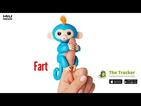 How To Make Wowwee Fingerlings Fart Youtube