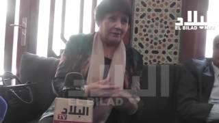 نورية بن غبريط / وزيرة التربية الوطنية  -el bilad tv -