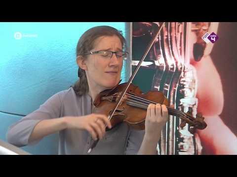 Maria Milstein en Nicolas van Poucke live in De Klassieken
