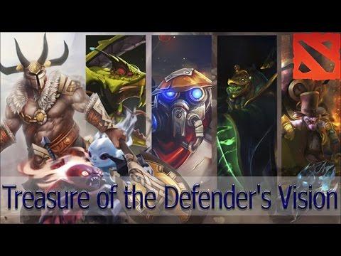видео: Новый сундук treasure of the defender's vision. Контракт Провидца