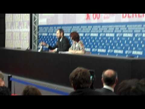 Berlinale 2010, final press conferencePopogrebsky, Dobrygin and Puskepalis. Part I.