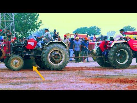 Jatt Mhekma Preet Vs Arjun 605 |Village Barsat|