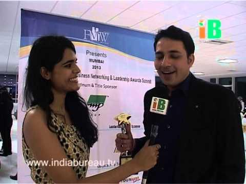 FMW 46th Award Amit Pandey Interview Dec 2013 www indiabureau tv