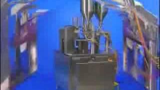 JDA-Cup Filler Sealer Machine, Sauce Cup Filler, Yogurt cup filler
