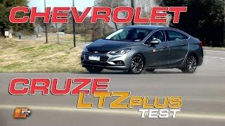 Chevrolet Cruze LTZ Plus 2017 Test - Routière - Pgm 381(Chevrolet Cruze LTZ Plus 2017 Test - Routière - Pgm 381 Routière es un programa que se emite en formato de video de forma semanal por el canal 21 de ..., 2016-08-03T22:43:54.000Z)