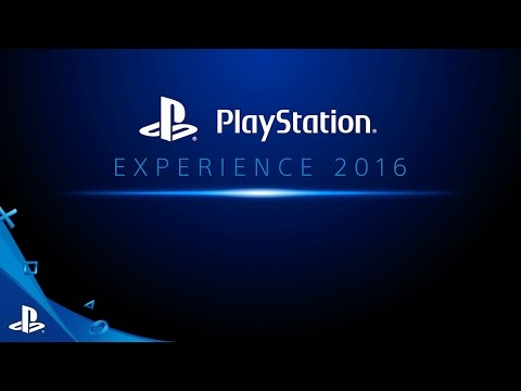 PlayStation Experience 2016 Announced