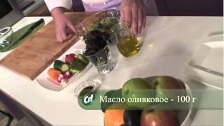 Салат из маринованных овощей