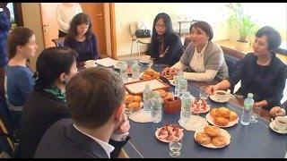 Встреча с делегацией Сианьского Транспортного Университета