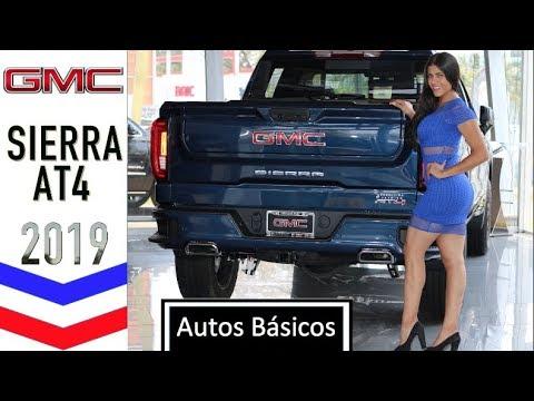 GMC Sierra 2019