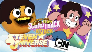 Annoying Orange Plays - Steven Universe Soundtrack Attack!