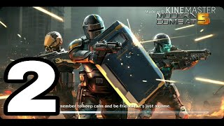 Modern Combat 5: eSports FPS - Android Walkthrough - Gameplay Part 2 - Chapter 2: RINNOJI TEMPLE