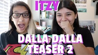 ITZY '달라달라(DALLA DALLA)' MV TEASER 2 REACTION!!!