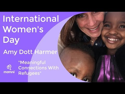 International Women's Day, Amy Dott Harmer