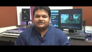 Ghibran talks about Dhaagam Theera Song - Amarakaaviyam
