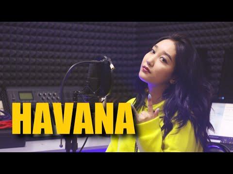 Aizada - Havana | Кыргыз Тилинде | Kyrgyz Cover