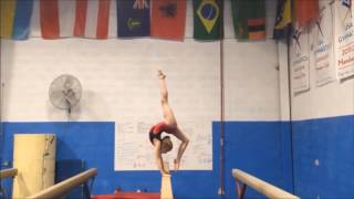 Best young gymnasts ever (Age 9-14) - Part 2