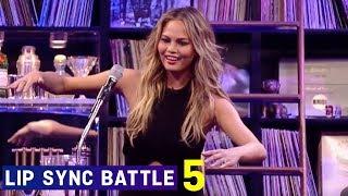 LIP SYNC BATTLE / 5 Beste Chrissy Teigen Momenten!